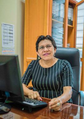 Lcda. Marta Castro