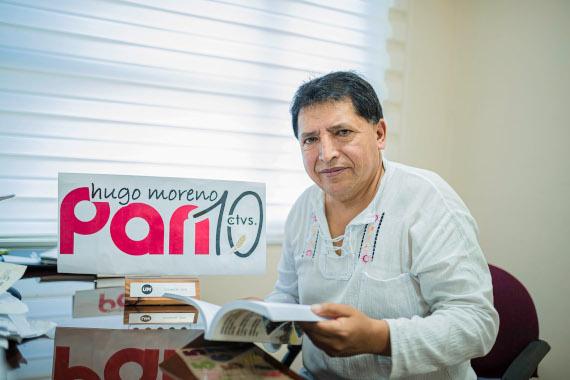 Dr. Hugo Moreno